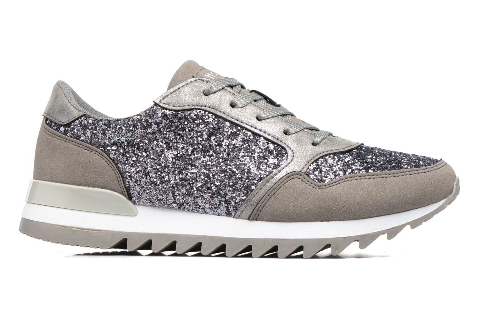 Sneakers Star Ladies Silver